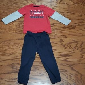 Tommy Hilfigure set